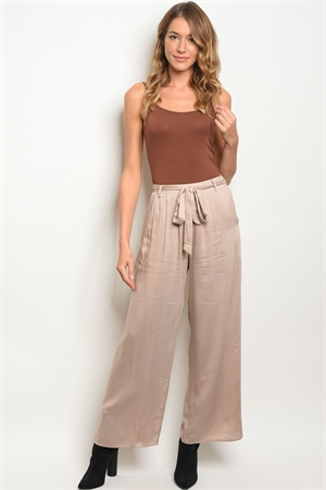 S19-12-1-P300 TAUPE PANTS 3-2-2