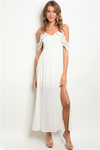 S20-4-5-D2194 OFF WHITE DRESS 2-2-2