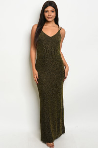 S24-8-3-D9904 GOLD BLACK DRESS 2-2-2  ***WARNING: California Proposition 65***