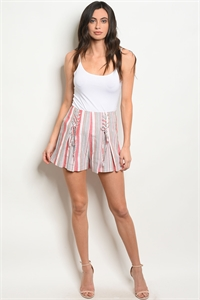 S9-3-2-S80226 PINK TAUPE SHORTS 2-2-2