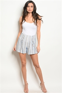 S10-4-2-S80226 BLUE TAUPE SHORTS 3-2-3