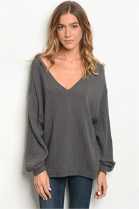S17-10-6-T711168 CHARCOAL TOP 2-2-2