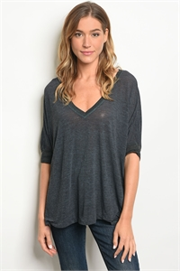 S17-11-6-T78181 CHARCOAL TOP 2-2-2