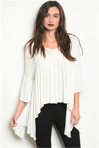 S2-5-5-T15168 OFF WHITE TOP 2-2-2