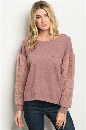 S10-1-2-T31777 LAVENDER SWEATER 2-2-2