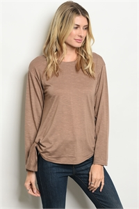S5-2-1-T23651 TAUPE TOP 2-2-2