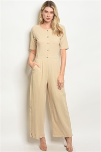111-1-2-J4101 NATURAL JUMPSUIT 2-2-2