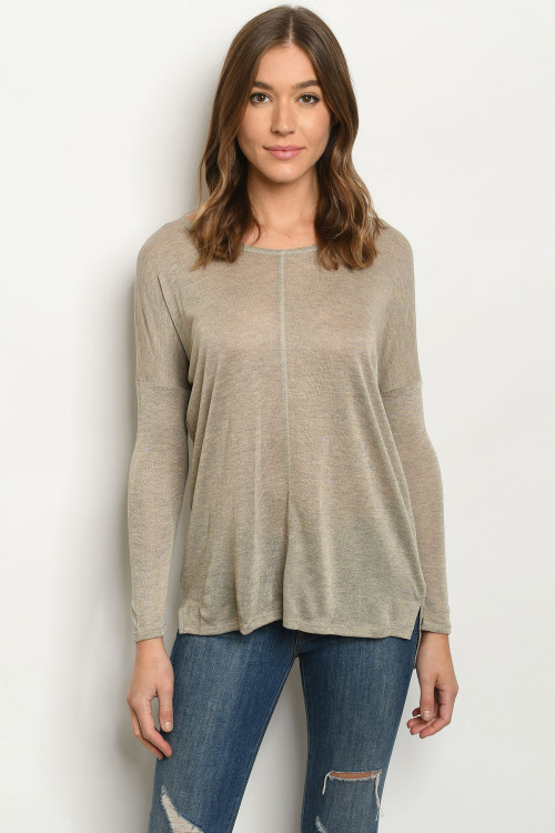 C90-A-3-T7101 TAUPE TOP 2-2-2