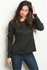 S16-11-4-T10172 CHARCOAL TOP 2-2-2