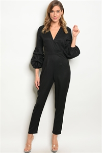 6780368ac0f Quick View this Product S13-5-2-J16056 BLACK JUMPSUIT 3-2-1 ...