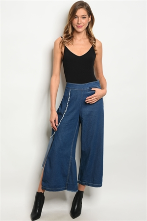 S10-11-2-P16126 DENIM PANTS 3-2-1