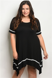 C2-A-1-D510X BLACK PLUS SIZE DRESS 3-3