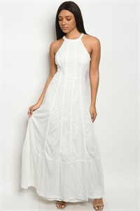 110-4-2-D13663 OFF WHITE DRESS 2-2-2