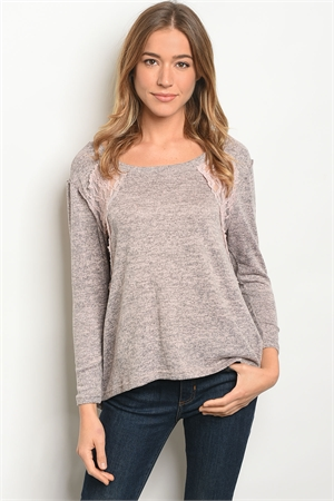 S16-8-4-T10188 BLUSH GRAY TOP 2-2-2