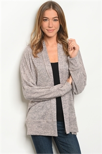 SA4-0-5-C10166 BLUSH GRAY CARDIGAN 2-2-2
