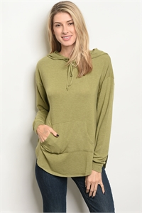 136-2-3-T19042 OLIVE TOP 1-3-3