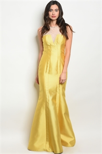 S20-8-1-D27165 YELLOW DRESS 2-2-2