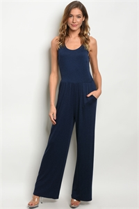 C70-A-6-J16231 NAVY JUMPSUIT 2-2-2