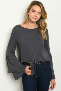 136-1-3-T24329 CHARCOAL TOP 2-2-2
