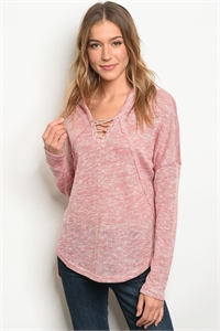 S3-9-2-T23700 BLUSH SWEATER 2-2-2