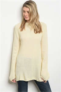 S18-7-2-S20222 CREAM SWEATER 3-2-2