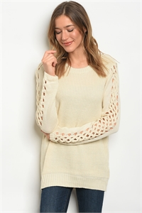 S13-1-5-S121402 OATMEAL SWEATER 2-2-2