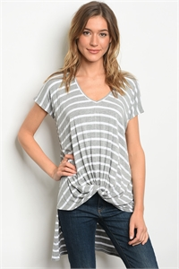 C92-A-1-T8522 GREY IVORY TOP 1-2-2