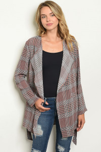 S13-6-2-J31397 ROSE BLACK JACKET 2-2-2