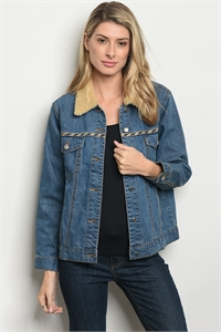 S15-12-2-NA-J701204 BLUE DENIM JACKET 2-2