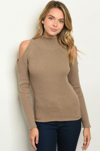 S19-11-2-T2315 TAUPE TOP 3-2-1