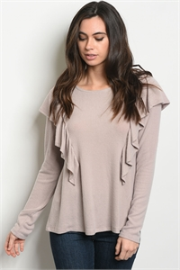 C51-B-1-T6000 TAUPE TOP 2-2-2
