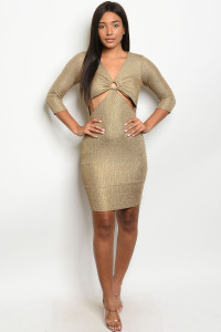 S11-18-4-D1114 GOLD DRESS 2-2-2  ***WARNING: California Proposition 65***