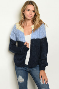 S22-1-4-C406 BLUE NAVY SWEATER 5-2