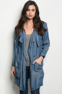 S18-4-1-J267 DENIM TOP 3-2-1