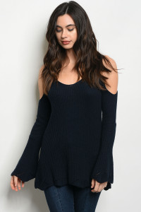 S11-16-2-T10545 NAVY SWEATER 2-2-2