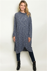 C62-A-5-S50062 NAVY SWEATER 2-2-2