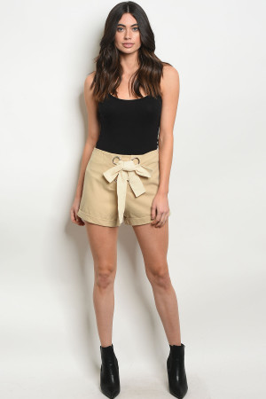 S21-7-3-S2090301 TAUPE SHORT 1-2-1