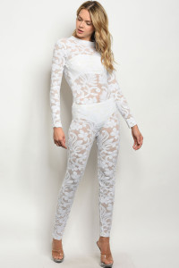 S23-11-6-J8010P3 WHITE WITH SEQUINS JUMPSUIT 2-2-2