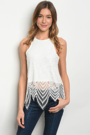 S9-5-2-T2380 OFF WHITE TOP 2-2-2