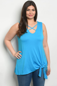 C86-A-1-T2098X AQUA PLUS SIZE TOP 2-1