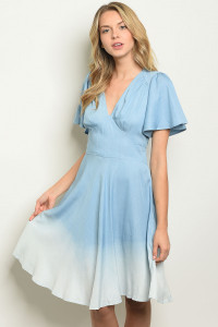 S17-1-3-D4060 BLUE DENIM DRESS 1-1-1