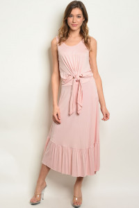 C50-A-4-SET83192 BLUSH TOP & SKIRT SET 2-2-2