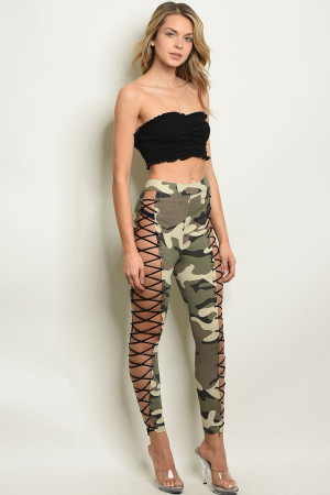 S7-7-2-P21390 TAUPE CAMOUFLAGE PANTS 2-2-2