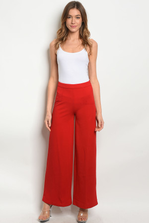 S15-12-3-P2489 RED PANTS 3-3