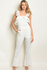 S23-6-3-J10678 WHITE JUMPSUIT 2-2-2