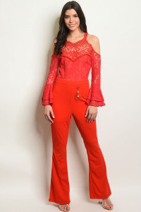 S11-17-2-J09503 RED JUMPSUIT 2-2-2