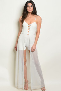 S20-1-1-R9022 OFF WHITE ROMPER 2-2-2