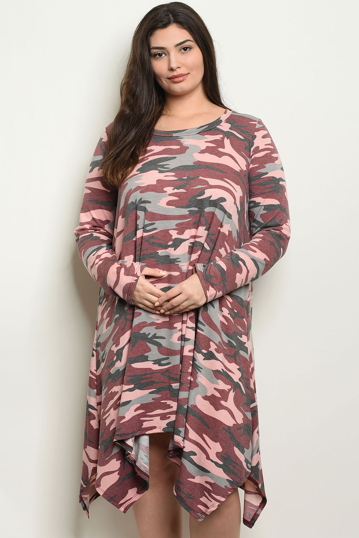 d6a644c1b Long Sleeve Plus Size Dresses - Aztec Stone and Reclamations