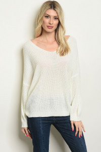 S19-5-3-S10320 IVORY SWEATER 3-3