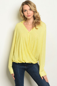 S15-3-1-T10294 YELLOW SILVER TOP 3-2-1